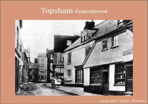 Topsham Remembered product photo